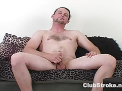 Horny straight guy sean masturbating tubes