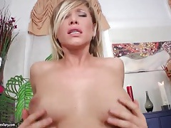 He fucks from her pussy to her ass to her pussy tubes
