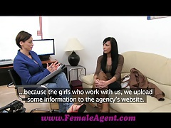 Femaleagent beautiful webcam model steals the show tubes
