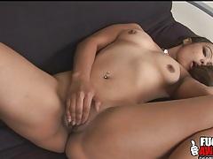 Naked mercedez santos masturbates her box tubes