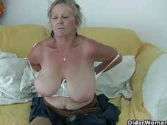 Pantyhosed and british mums, a perfect match tubes