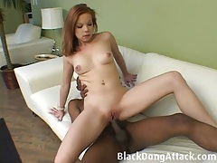 Teen gets fucked by a big black cock tubes