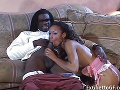 Black girl fucks a monster cock tubes