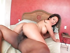 Asian with pretty curves fucked by a black cock tubes