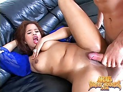 Licking hot arab cunt and leaving it wet tubes