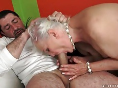 Cute granny is a doggystyle fuck slut tubes