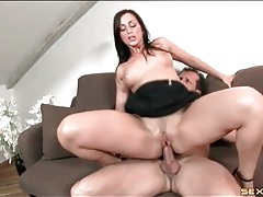 Big butt girl fucked in the butt lustily tubes
