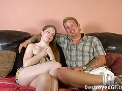 Guy want her girlfriend fucked by a bbc tubes