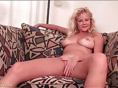 Big milf tits with tan lines are beautiful tubes