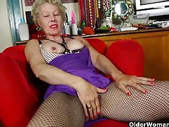 Mom is going out tonight but first she needs to masturbate tubes