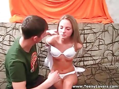 Teen slut is an insanely hot cock rider tubes