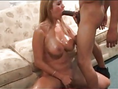 Bbc fills the mouth of a lusty suck slut tubes