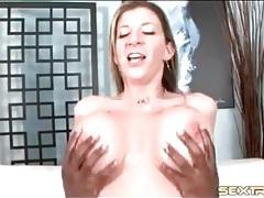 Milf pornstar sara stone rides bbc with cunt tubes