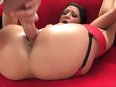 Ann marie gets her latina gash fucked tubes