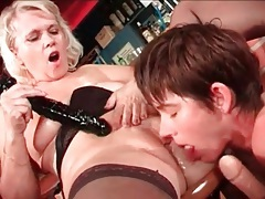 Mature lesbian finger fucked by her lover tubes