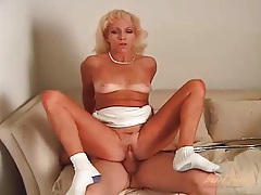 Small tits mature fucked in her hot pussy tubes