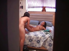 Small tits amateur girlfriend sucks his dick tubes