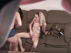 Skinny lesbian amateurs eat cunt lustily tubes