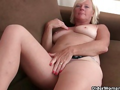 Grannies in pantyhose need to get off tubes