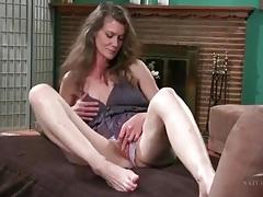 Cute mature in lace panties erotically masturbates tubes
