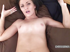 Brunette coed charli baker does some hot pov fucking tubes