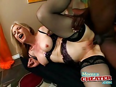 Nina hartley interracial sex with a black dick tubes