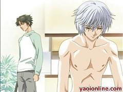 Naked hentai guy fucking hot his boyfriend tubes