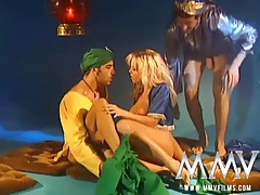 Mmv films kelly trump double penetration tubes