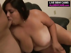 Big belly babe sucks dick lustily tubes