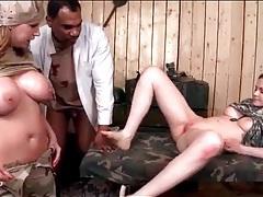 Black guy fucks a pair of military girls tubes