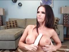 Solo jennifer dark fondles her big tits tubes