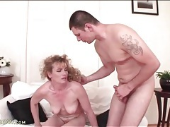 Cock and ball sucking mature wants his jizz tubes