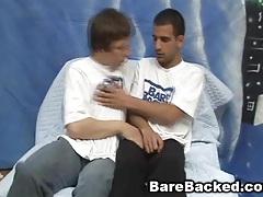 Gay bareback tight asshole fuck tubes