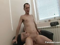Flexible smooth guy laid in the bottom tubes