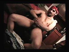 Persian guy cums after he masturbates tubes