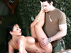 Shaved pussy military fuck tubes