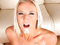 Hot cum facial tubes