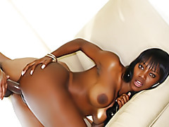 Black cock in black pussy tubes