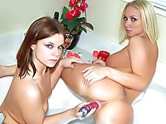 Fun in the tub tubes