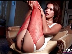 Retro lingerie on masturbating pornstar daisy marie tubes