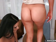 Diamond kitty and nikki lavay tease big asses tubes