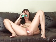 Dana dearmond dildo sex with her asshole tubes