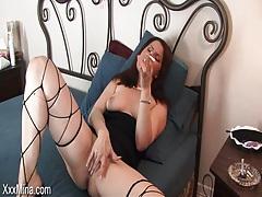 Smoking milf mina in sexy compilation tubes