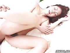 Young japanese chick fuck and facial video tubes