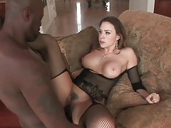 Chanel preston interracial sex with bbc tubes