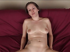 Hot moaning and naughty talk in pov porn tubes