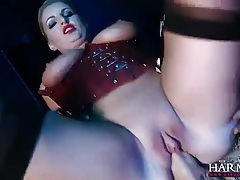 Mistress blows her sub and rides his dick tubes