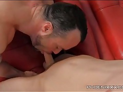 Twink gets sexy bj and licks a hot asshole tubes