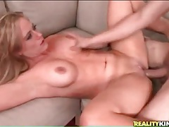 Curvy mom with huge tramp stamp drilled tubes