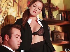 Secretary maddy oreilly seduces her boss tubes
